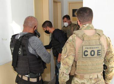 Detran-BA é alvo de operação da Polícia Civil contra fraudes nesta quarta