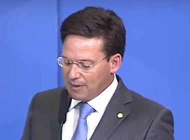 João Roma toma posse no Ministério da Cidadania e cita ACM Neto: 'Sou muito grato'