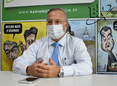 Secretário de Saúde da Bahia volta a ser transferido para UTI