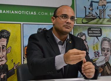 Alden questiona aliança entre PSL e MDB e critica Dayane: 'Toma decisões arbitrárias'