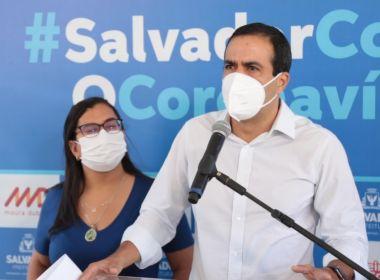 Bruno Reis alerta para colapso 'nas próximas horas' em Salvador e falta de respiradores