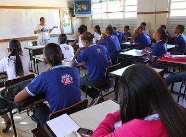 Rede estadual de ensino começa matrícula para novos alunos