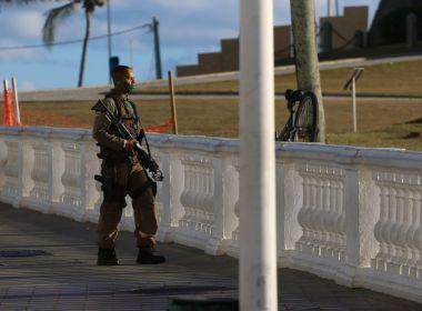 Morre PM que foi baleado por colegas após surto no Farol da Barra