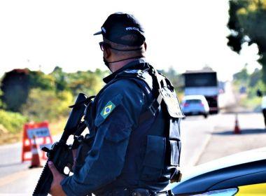 Operação Semana Santa: PRF fiscaliza estradas e cumprimento de restrição de tráfego