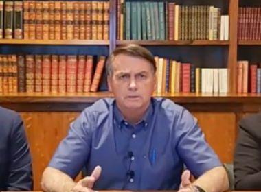 Bolsonaro cita Wagner em passagem na Defesa: 'Estou politizando colocando generais?'
