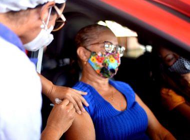 Novo lote de vacina não chega na Bahia, e 1ª dose continua suspensa em Salvador