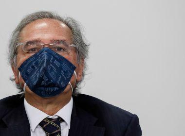 Brasil foi derrubado pela pandemia, mas se levantou, diz Paulo Guedes
