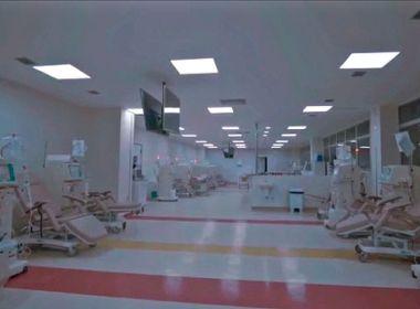 Rui Costa anuncia entrega nova Unidade de Hemodiálise do Hospital Roberto Santos