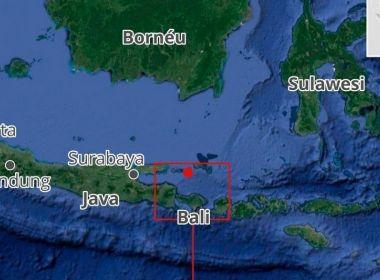 Indonésia encontra submarino naufragado rachado em 3 partes e com 53 mortos