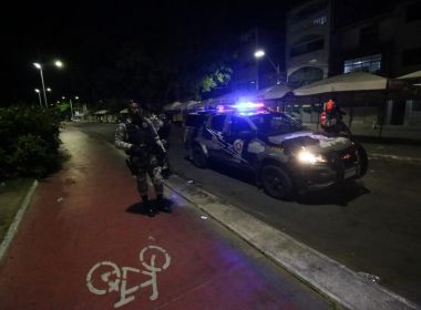 Governo da Bahia prorroga toque de recolher até 10 de maio