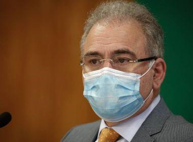 Ministro da Saúde, Queiroga é contra a quebra de patentes das vacinas contra a Covid