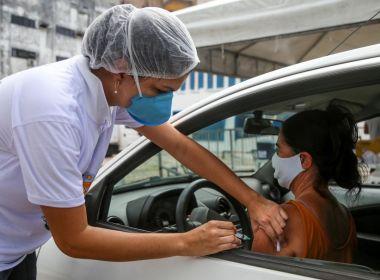 Salvador começa a imunizar rodoviários de 18 anos ou mais a partir deste sábado; veja