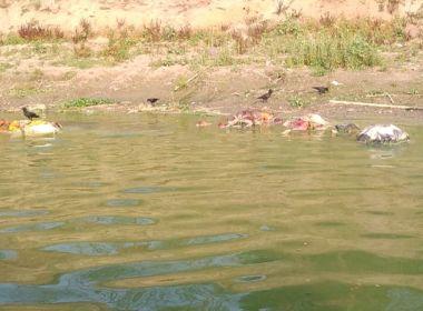Com aumento de mortes, Índia tem corpos no Ganges; governo orienta sobre despejo