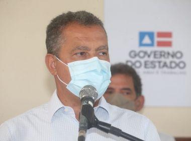 Transporte intermunicipal será suspenso na Bahia durante São João, anuncia Rui Costa