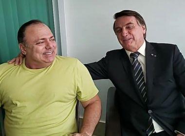 Pazuello foi segundo nome político mais procurado no Google, atrás apenas de Bolsonaro
