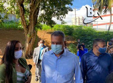 Bahia pode ter 50% da população imunizada até julho caso Anvisa libere Sputnik V, diz Rui