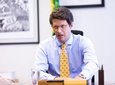 MINISTRO RICARDO SALLES SERÁ INVESTIGADO EM ÍNQUERITO