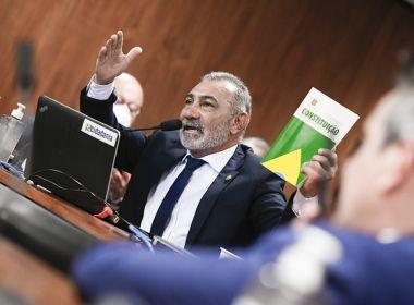 Senador Telmário Mota já pagou R$ 437 mil por aluguel de carro que vale R$ 128 mil