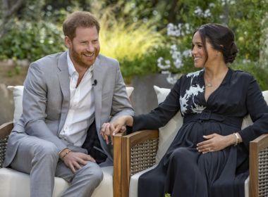 Nasce filha do casal Príncipe Harry e Meghan Markle