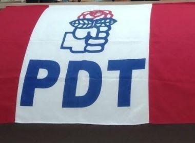 Com disputas internas, Félix convoca Comissão Provisória para reunir parlamentares do PDT