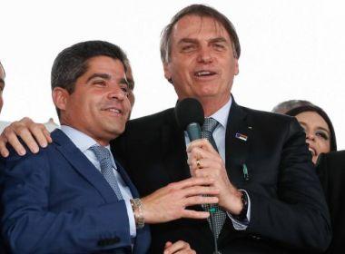 Bolsonaro pode oferecer troca de apoio a ACM Neto em disputa ao governo, diz revista