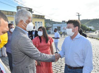 João Roma participa de celebração pelo aniversário de Catu, no interior da Bahia
