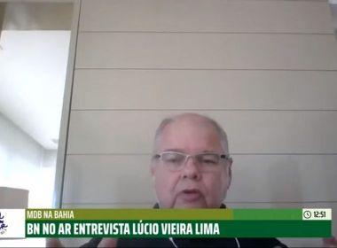 'Pela minha baianidade eu estaria lá', diz Lúcio Vieira Lima sobre encontro com Lula