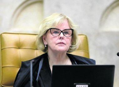 Rosa Weber determina que PGR se manifeste sobre  pedido de  investigação contra Bolsonaro