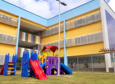 Prefeitura de Salvador inaugura CMEI em Jardim das Margaridas