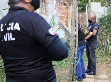 Prisões são realizadas em SSA e RMS em combate a crimes contra crianças e adolescentes