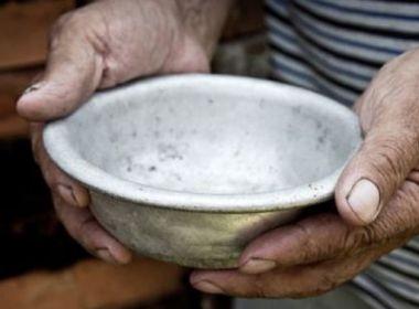 Pandemia quase dobra número de pessoas sob risco de morrer de fome no mundo