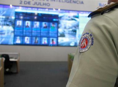 Polícia Militar prende suspeito de roubo após alerta do sistema de reconhecimento facial