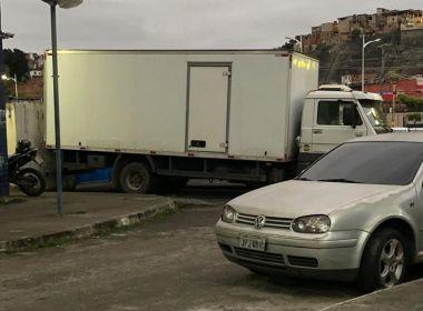 Polícia recupera carga de charque avaliada em R$100 mil na Suburbana