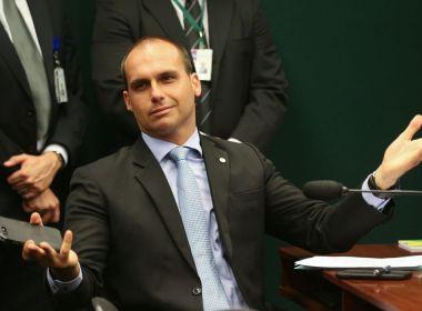 Eduardo Bolsonaro não consegue assinaturas para abrir CPI do TSE