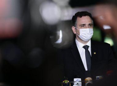 Pacheco não vê fundamentos técnicos, jurídicos e políticos para impeachment de Moraes
