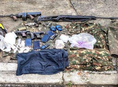 Três homens morrem em tiroteio com policiais durante ação no bairro de Valéria