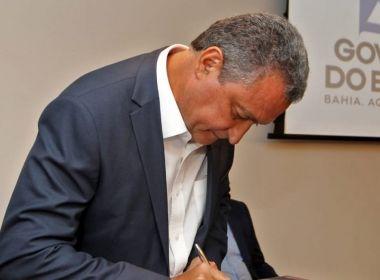Programa de educação integral Anísio Teixeira é sancionado por Rui Costa