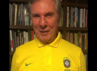 Collor declara apoio e diz que estará ao lado de Bolsonaro no hasteamento da bandeira
