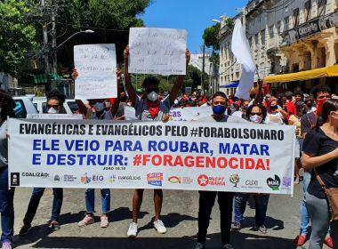 Em Grito dos Excluídos, evangélicas chamam Bolsonaro de 'bezerra de ouro': 'É uma farsa'