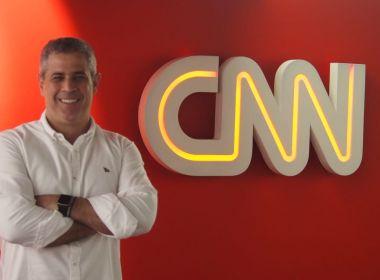 Baiano, ex-TV Bahia e Braskem é novo vice-presidente de novos negócios da CNN Brasil