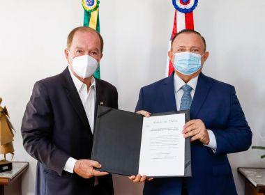 ADOLFO MENEZES, GOVERNADOR DA BAHIA EM EXERCÍCIO