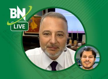 Live BN: Vilas-Boas prevê crescimento de 70% no número de casos de Covid-19 em junho