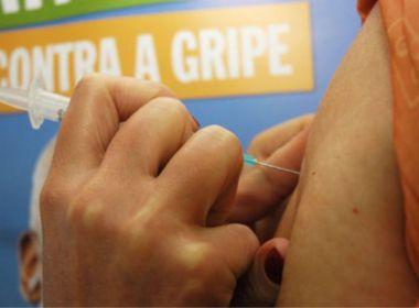 Gripe: Vacina beneficia 4,7 milhões de pessoas na 1ª semana; Bahia tem número tímido