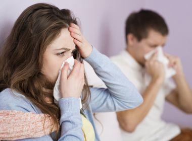 Homens podem se recuperar de gripes mais rápido que mulheres, diz pesquisa