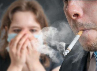 Salvador registra queda de fumantes passivos em domicílio e no local de trabalho