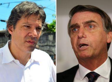Em planos de governo, Haddad e Bolsonaro divergem quanto a financiamento do SUS