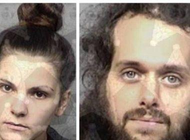Casal é preso por quase matar filho de fome; criança comia apenas fórmula de batatas