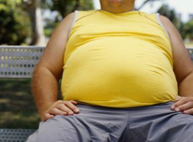 Sedentária, mais de metade da população brasileira está acima do peso