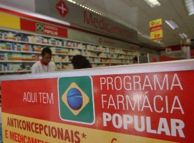 Após cortes de Temer, programa Farmácia Popular deixa de atender 7 milhões de pessoas