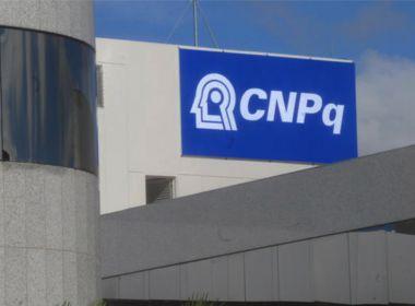 CNPq já usou 88% dos recursos para pagamento de bolsas de pesquisa em 2019